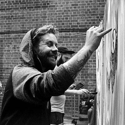 Joe Fur - Proton Art - Underground art and events