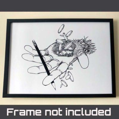 Palmtoil - Joe Fur - Proton Art - Underground art and events