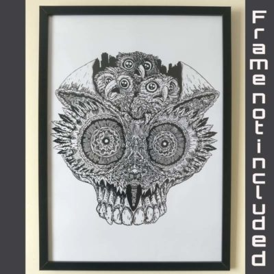 Howl - Joe Fur - Proton Art - Underground art and events