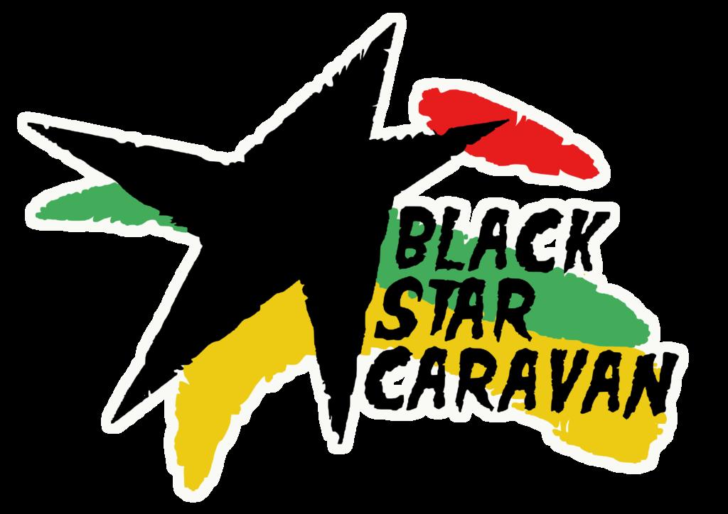 Black Star Caravan - Proton Art - Underground art and events